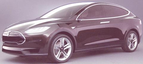 Tesla Model X-23