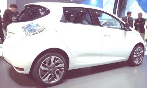 Renault ZOE 2013-chico16