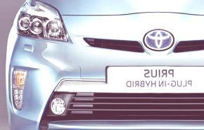Toyota Prius Plug-in Hybrid 2012 (oficial)
