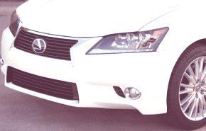 Lexus GS450h 2013: lanzamiento en España