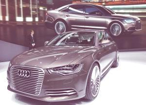 Audi A6 L e-tron concept-13
