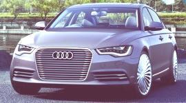 Audi A6 L e-tron Concept (BEIJING)