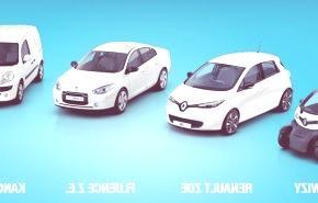 Los eléctricos de Renault