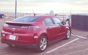 Chevrolet volt híbrido