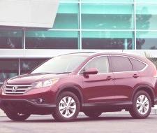 Nuevo Honda CRV 2012
