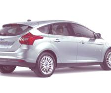 Ford Focus eléctrico 2013