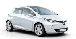Renault mejora el motor eléctrico del Zoe
