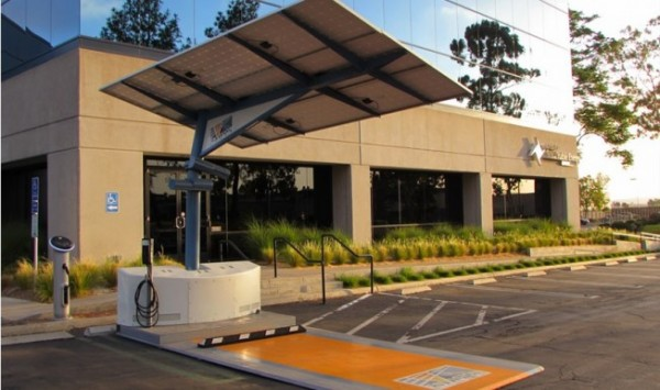 estaciones-carga-electrica-solares-gratiis