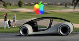 ¿Llega el Apple Car?