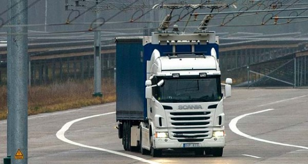 Scania-Electric