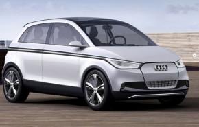 Audi prepara un coche eléctrico para la ciudad