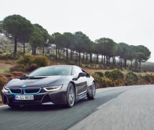 BMW i8 | El deportivo eléctrico más potente