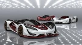 SRT Tomahawk VGT, 2.600 cv. Para Gran Turismo