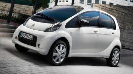 Citroën C-Zero, coches eléctricos para la ciudad