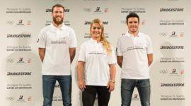 Bridgestone patrocina los Juegos Olímpicos hasta 2024