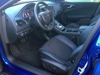 2015 Chrysler,interior,prueba en carretera